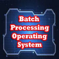 batch processing operating system