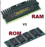 Difference between RAM and ROM | RAM Vs ROM | Comparison