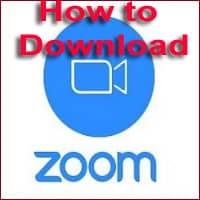 How to Download Zoom on Laptop