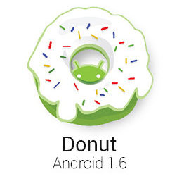 Android Donut 1.6