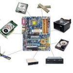 Types of Computer Hardware with their Components | Devices | Parts Names