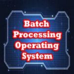Batch Processing Operating System - Advantage, Disadvantage, Examples