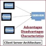Advantages, Disadvantages, Characteristics of Client Server Architecture