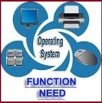 Functions, Needs, Role of (OS) Operating System