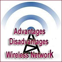 Advantages of wireless network